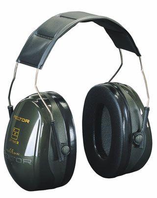 Oogbescherming en gehoorbescherming