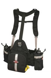 True North firefighter backpack Spyder Gear black