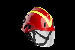 Vallfirest Polycarbonate Screen HL - Helm