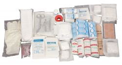 Content first aid A