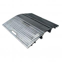 Slangenbrug aluminium per stuk