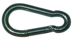 Carabiner hook 8x80 mm