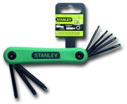 Torxset 8-delig Stanley