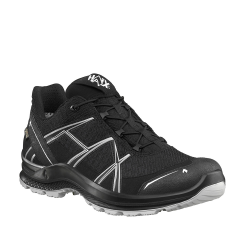 Haix Black Eagle Adventure 2.2 GTX Low Black/Silver