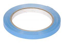 Zakkensluittape 9mm Blauw