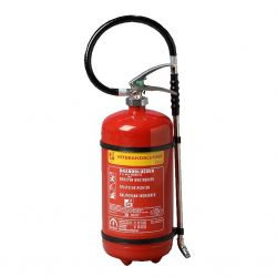 Fat fryer fire extinguisher 6 Litre