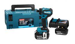 Makita DDF083 18V Boor-/schroefmachine met accu's en lader