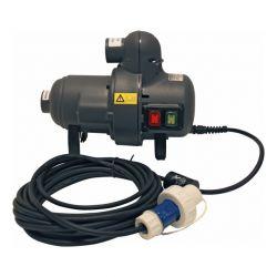 Medical tent electric pump MT 230V 0.14-0.4 bar