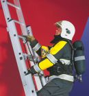Brandweerladder 2x8 sports opsteek